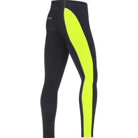 GORE WEAR C3+ Thermo Tights Men black/neon yellow
